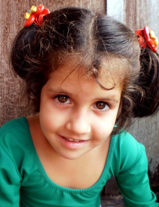 Daliana: la niña tristeza.